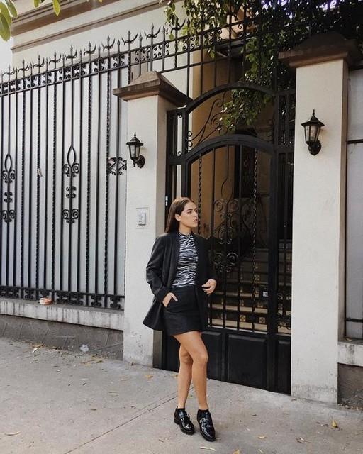 _camilavalero - Blazer Aleida Shimmer