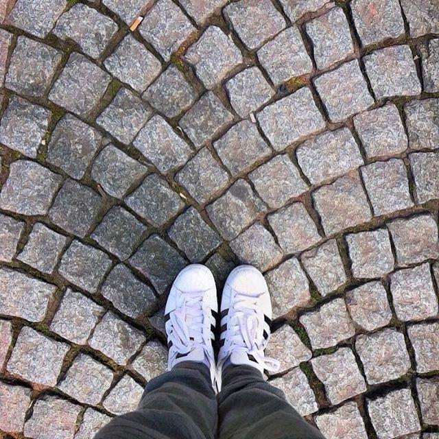 ••• Small Feet... Big world ••••• 🌍 ••••••••••• #france #french #strasbourg #stardrifters #travel #traveller #travelbug #traveling #travelgram #travellife #travelphotography #traveltheworld #wanderlust #live #life #live #laugh #feet #cobblestone #adidas #superstar #adidassuperstar @adidasoriginals #eurotrip #europe #happy #moment