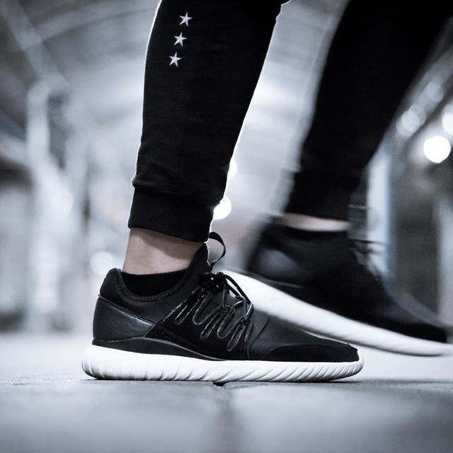 Kicks Board Official Website adidas Tubular X Primeknit Black / Dark