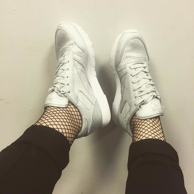 Passion for product #wewearschuh #reebok #sparkle