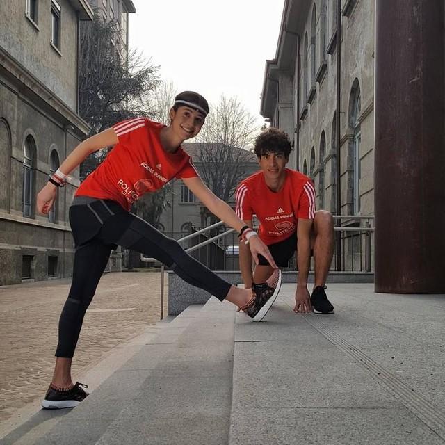 Captains in crime 😂🏃 . . . #adidasrunners #whyirunmilano  #adidasrunning #motivation #run #runner #runners #running #runtoinspire #runhappy #instafit #happyrunner #marathon #whyirunberlin #whyirunmoscow #fitness #workout #training #instarunner #instarunners #instarun #liveauthentic #livefolk #lifeofadventure #instago #instagood #igdaily #photooftheday #picoftheday