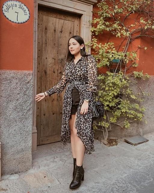robbygonzalezg - Camicia Keri Leopard