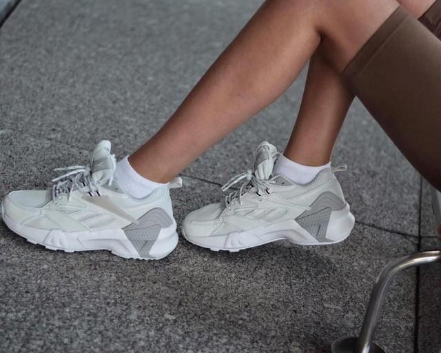 Reebok Aztrek Double Nu Laces Shoes
