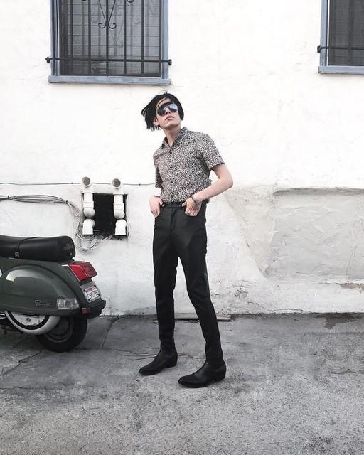 Joel Rosa - Apex Hawaiian Shirt