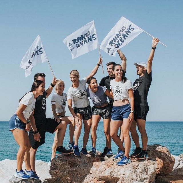 Ξεκινάμε την εβδομάδα μας με πάθος για χιλιόμετρα και τον κοινό σκοπό 🌊 #RunForTheOceans #adidasparley #adidas #runners #adidasrunnersathens #adidasrunners #athens #rfto #adidasrunning
