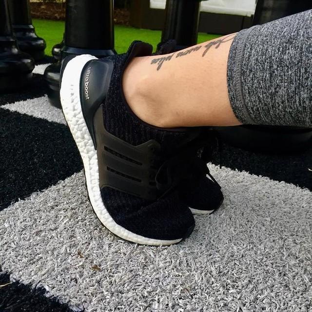 And we're live! #ultraboost #theathletesfoot #black #adidas #northernbeaches #fitlife #fitspo #fitnessmotivation #warringahmallwestfield