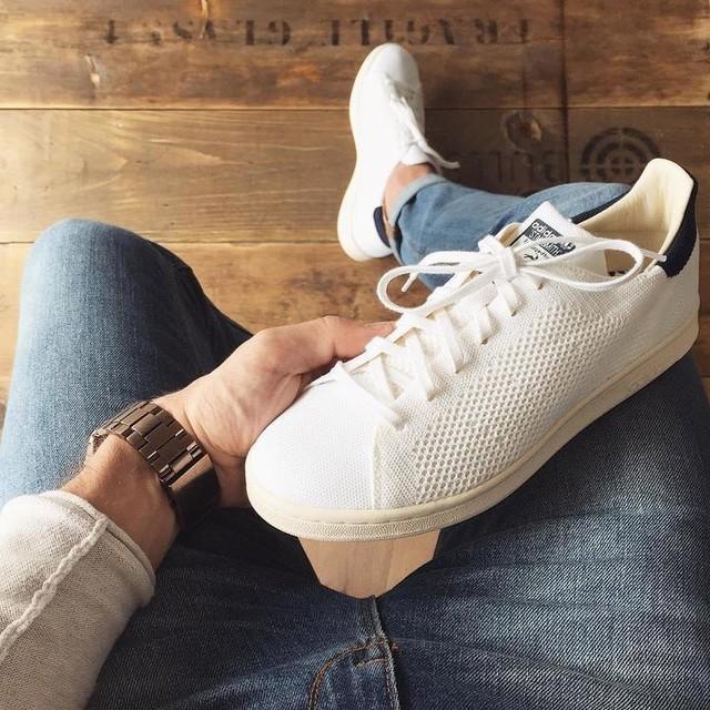 Endlich ist er da😍 #happy #dersommerkannkommen #footwear #adidas #adidasoriginals #stansmith #primeknit #shoes #sneakers