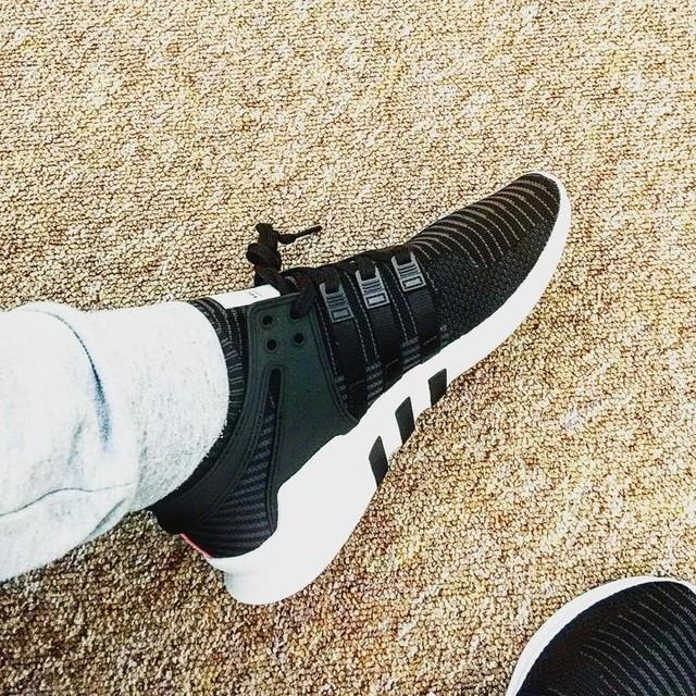 New trainers #adidas #eqt decent 👌🏼
