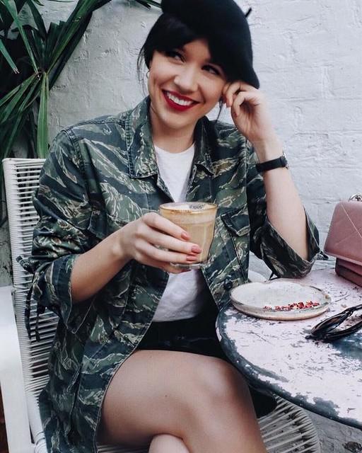 Gabrielle Bassett - Chaqueta Rasko