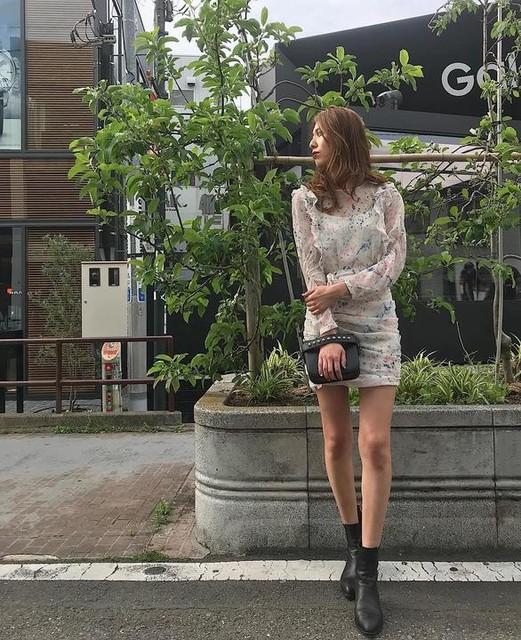 asj_angie - Flint Juni Dress
