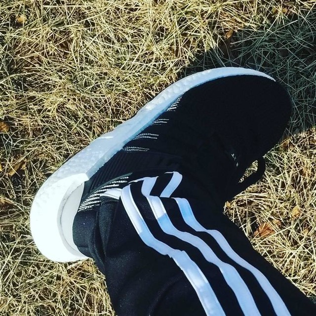 Boost kind of day #eqt #threestripes #adidas #boost #boostmafia #blackandwhite #boostvibes #93/17 #hypebeast #support #sneakersaddict #goat