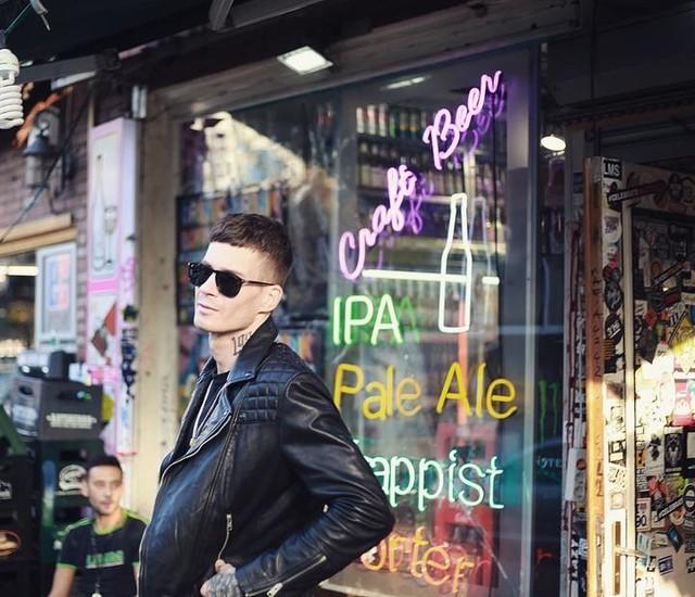 peter_miklas - Conroy Leder Bikerjacke