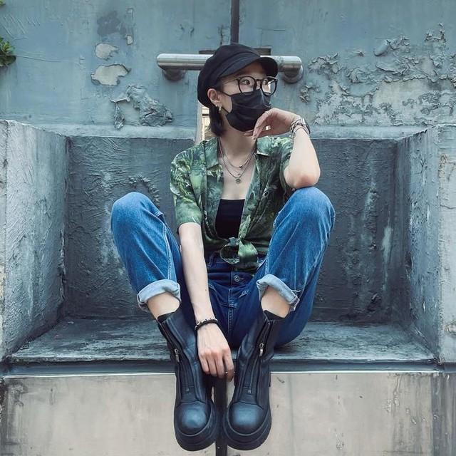 jilllee0630 - Sadie Sky High Superstretch Skinny Jeans, Dark Indigo