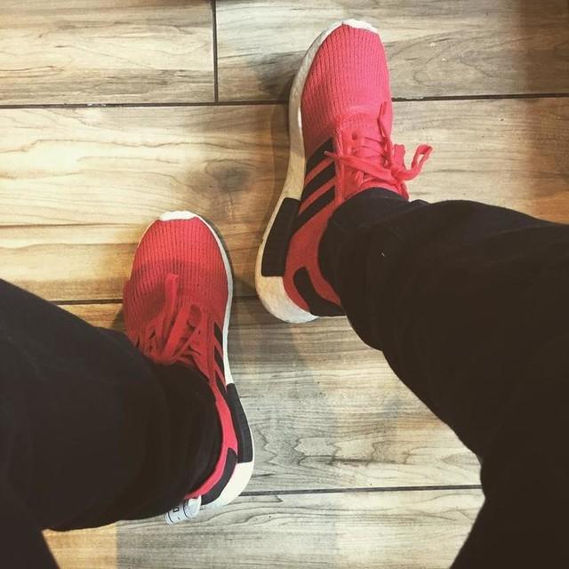 Favorite reverse bred nod #nmd #nmdr1 #adidas #adidasnmd #adidasboost #boostlife #sneakerhead #sneakers #hypebeast #streetstyle