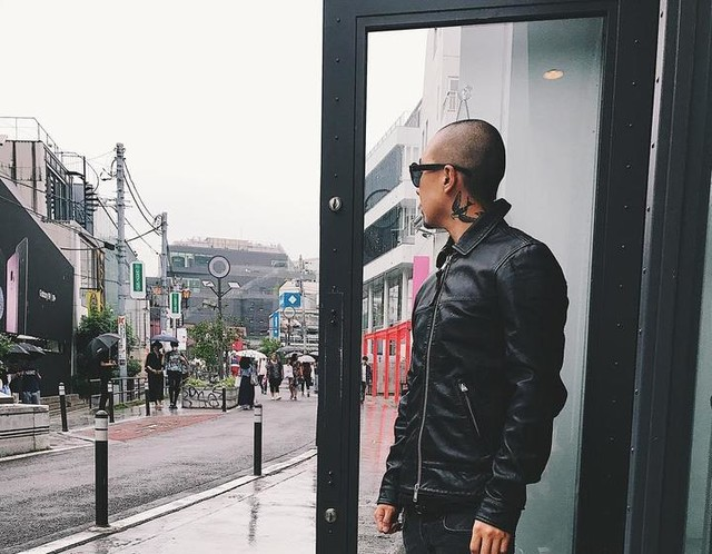 mame0712mame - Caleb Leather Jacket