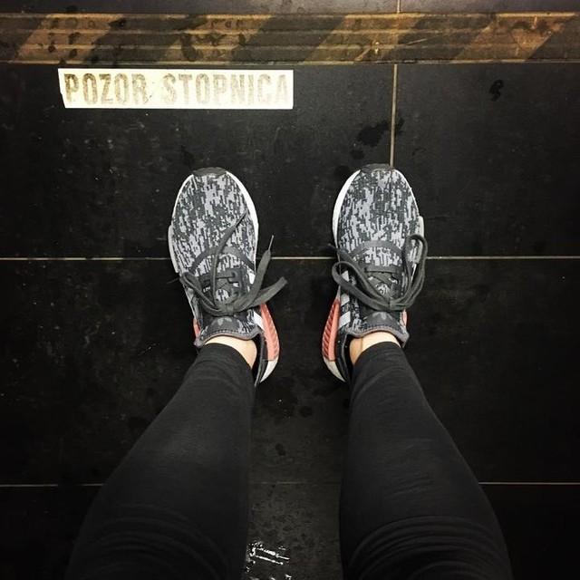 Showin' off... 😍😍😍 #adidas #nmd