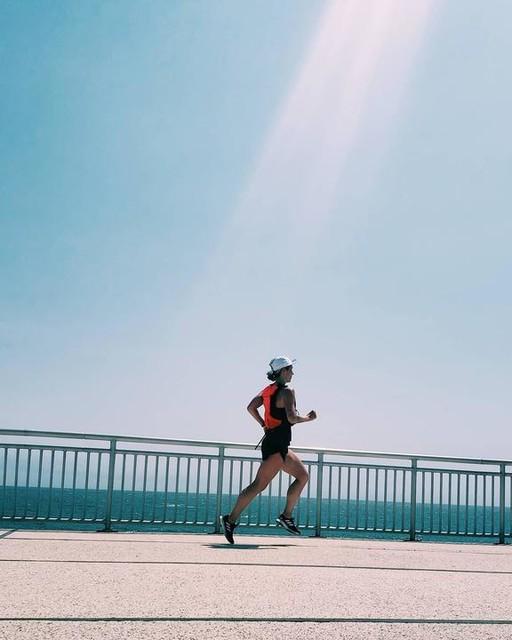 Run  For The  Oceans . . . Link in bio adidasrunners  adidasnyc  #runfortheoceans