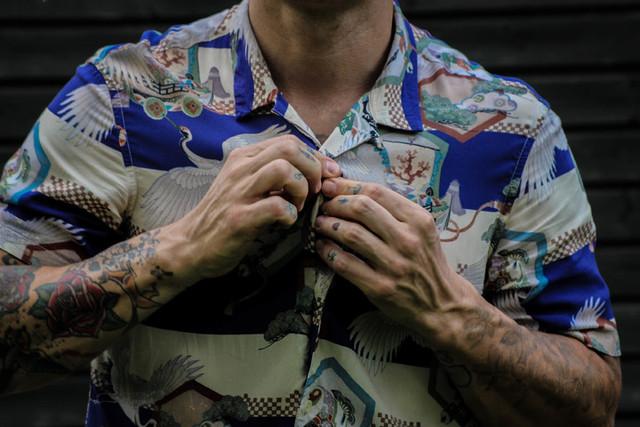 KASPARSOZOLINS - Shield Shirt