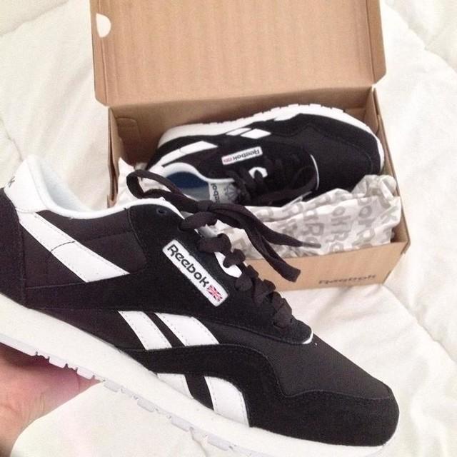 reebok sneakers femme