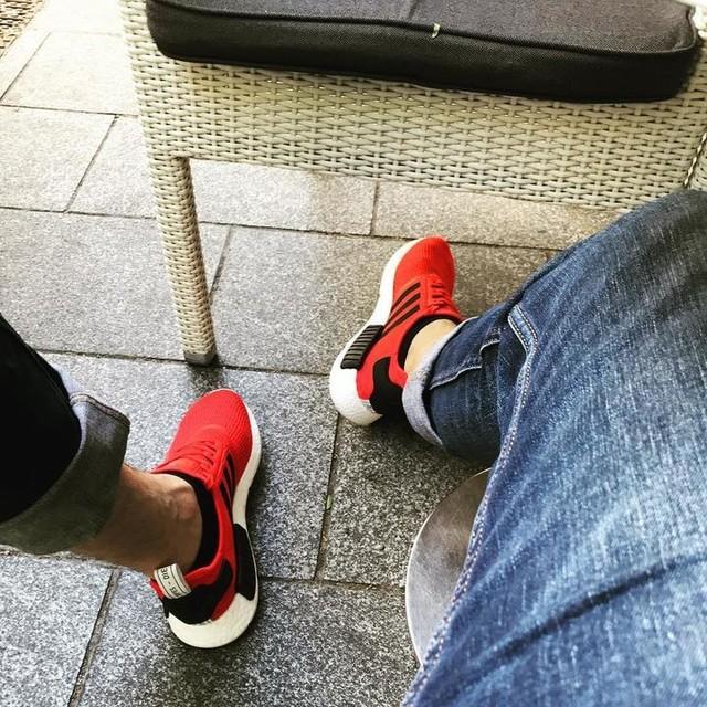 I tend to overdo it 🙈 #lifestyle #adidas #nmd #r1 #sneakers #zagreb #fashion #workhardplayhard