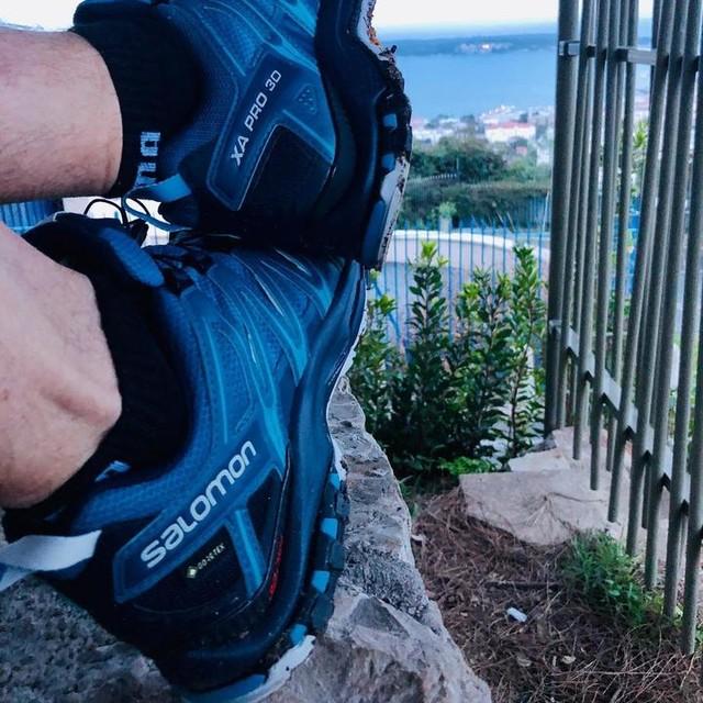 Salomon Xa Pro 3d Chive Black Beluga Chaussures De Course trailschuhe Vert Noir