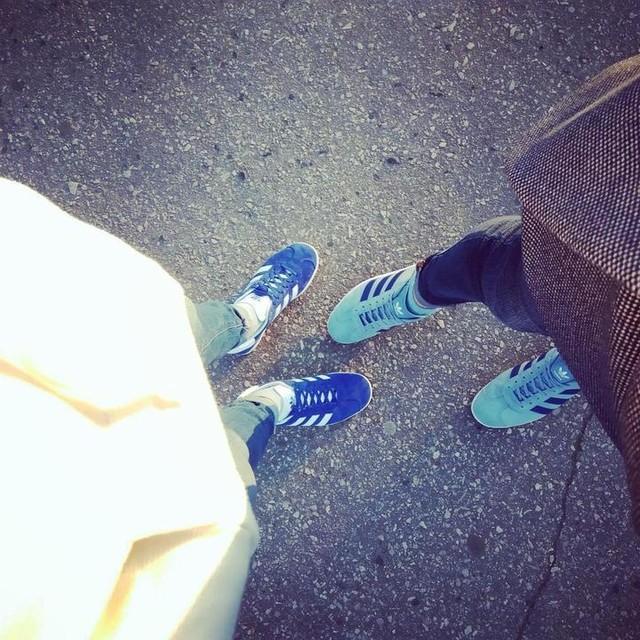 #все #просто  #20:20  #gazelle #adidas #original