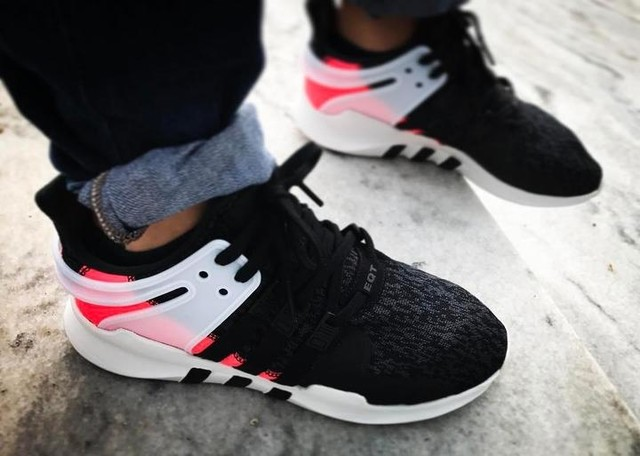 make it count. turbo red... #eqt #adidas #sneakerhead #3stripesstyle