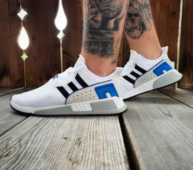 @adidas Equipment Cushion Advanced today  #adidas #adidasoriginals #eqipment #cushion #advanced #threestripes #lamarqueaux3bandes #teamshelltoes #nationofsoles #3foil_id #planetkickz #adidas_gallery #3stripegoodness #showmeyourstripes #sneakeralert #bboylaces #highsnobiety #nicekicks #justlovenohype #sneakerhead #sneakersaddict #sneakercollector #tomft #trefoilonmyfeet #shoeporn #kickstagram #YESadidas #3stripesstyle