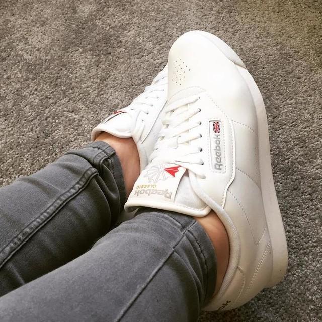 Reebok Princess Women's Shoes - White