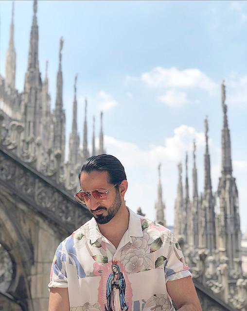 Raj Bassi - Puerto Shirt