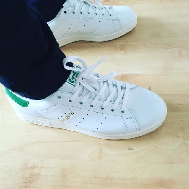 Back to classics! Welcome to this 10th pair! #stansmith #adidas #classic #sneakers #sneakersaddict #shoesaddict #classicshoes