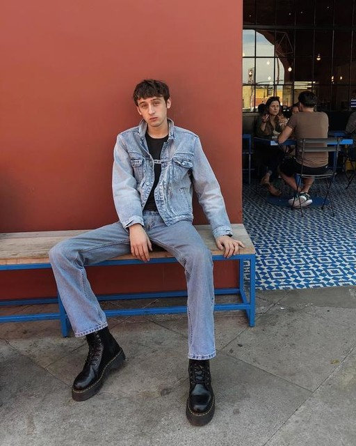 ericjess - Imoku Denim Jacket