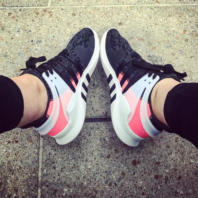 Pusha T x adidas Originals EQT Running Guidance '93