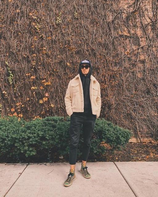 austinllord - Bevin Sherpa Jacket