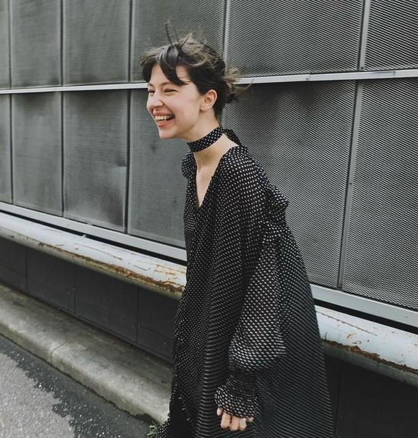 polinashev - Lara Dot Dress