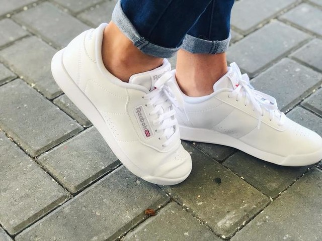 Separar Mujer Sembrar  Reebok Princess Women's Shoes - White | Reebok Canada