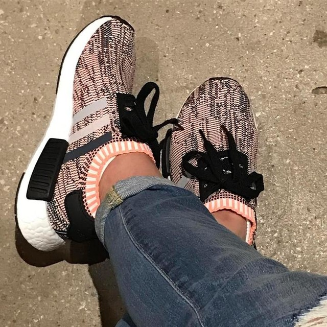Day 12: New day. New kicks. #nmd #adidas #shoegame #wantitall