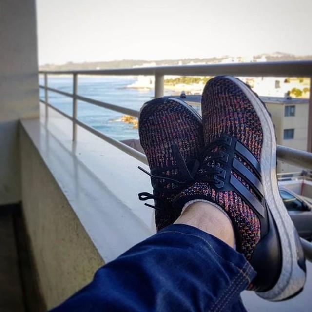 Las zapatillas para correr que nadie usa para correr #ultraboost #adidas