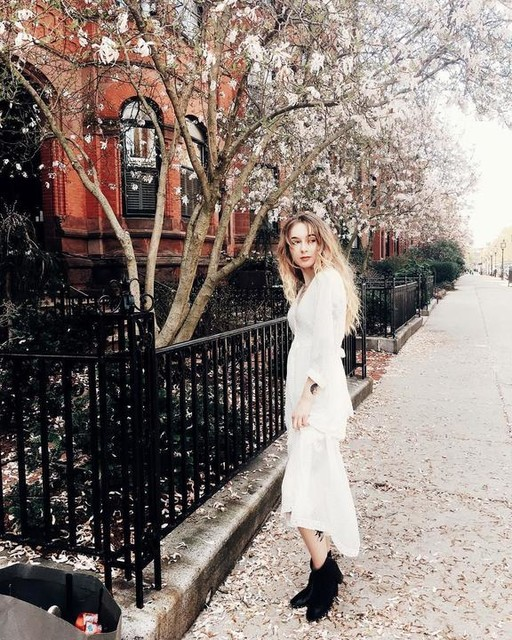 ladylaurelle - Palma Polka Dress