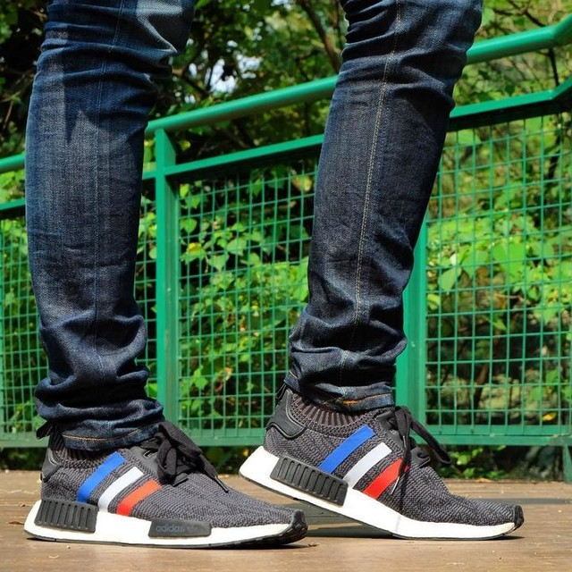 #adidas #nmd #r1 #adidasnmd #photography #photograph #tricolor #design #art #shoes