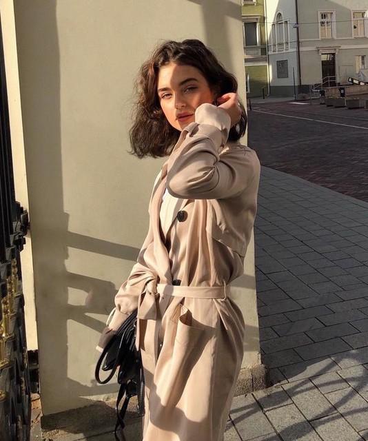 nicole_ign - Chiara Trench Coat