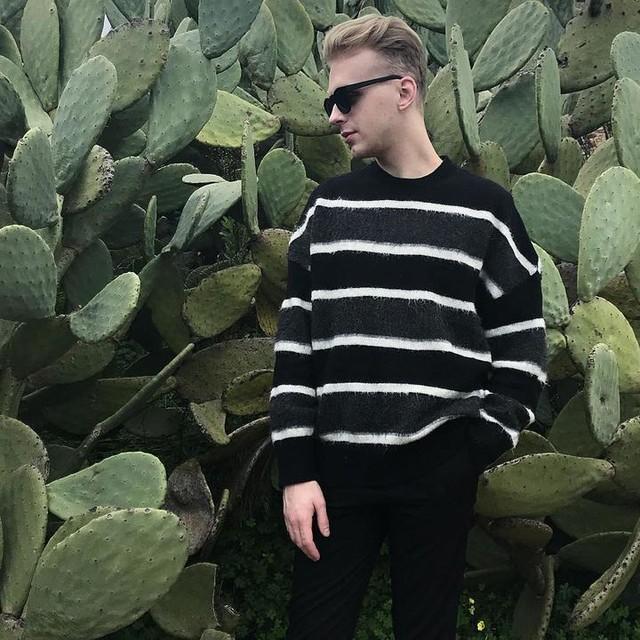 Daniel | United Kingdom - Edi Crew Jumper