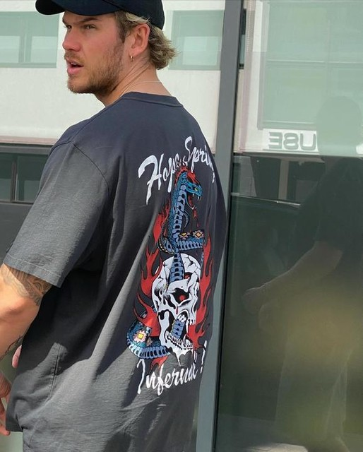 adamsiddle1 - Viper Crew T-Shirt