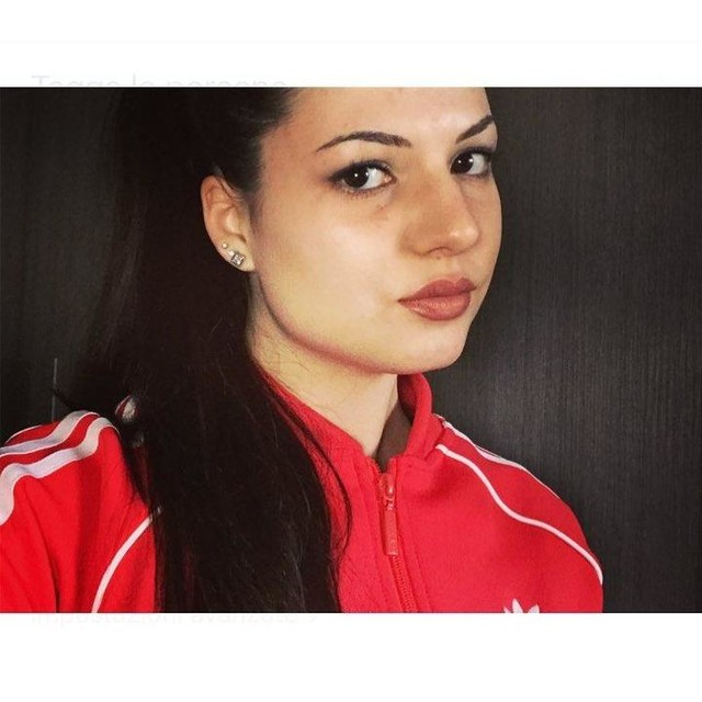 #go #fitness #adidas #adicolor #red #girl #me