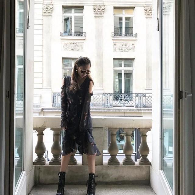 Crystal Lee - Botas Cacey