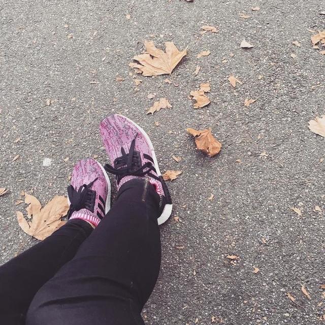 The mark of autumn #maple #autumn #fall #ilovemylife #nmd