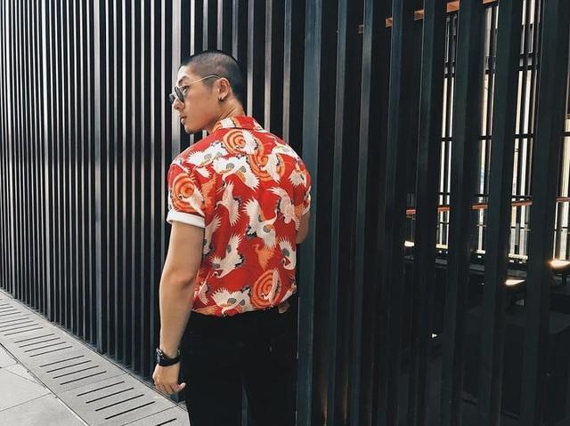 xebrewski - Camicia Tsuru