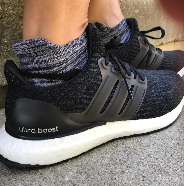 Because sometimes you just have to buy the sneakers #ultraboost #adidas #treatyourself ... . . . . . #kicks #fitchick #sneakers #running @adidasrunning #sneakerobsession