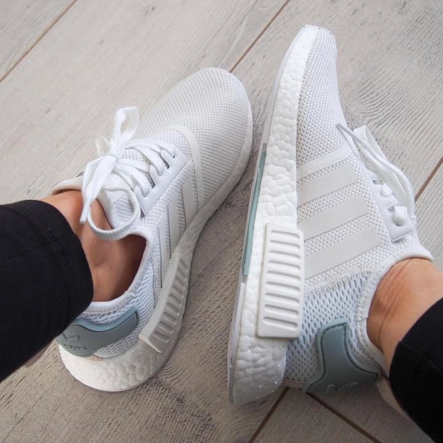 New purchase #addidas #nmd #schuh #white #sport #potd #luxe #ad