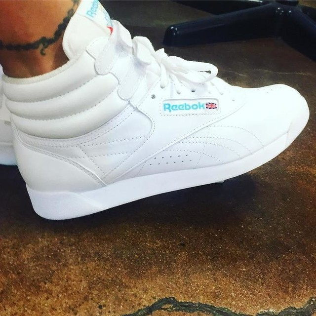 reebok from the 80s
